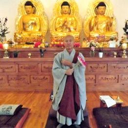 Master Dae San Sunim